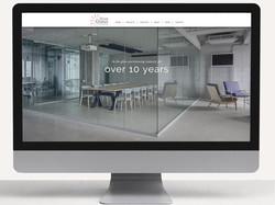 Prism Glass Website