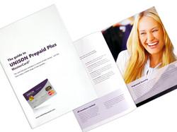 UNISON Prepaid Card Brochure