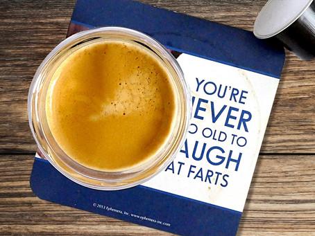 Why I love coffee?