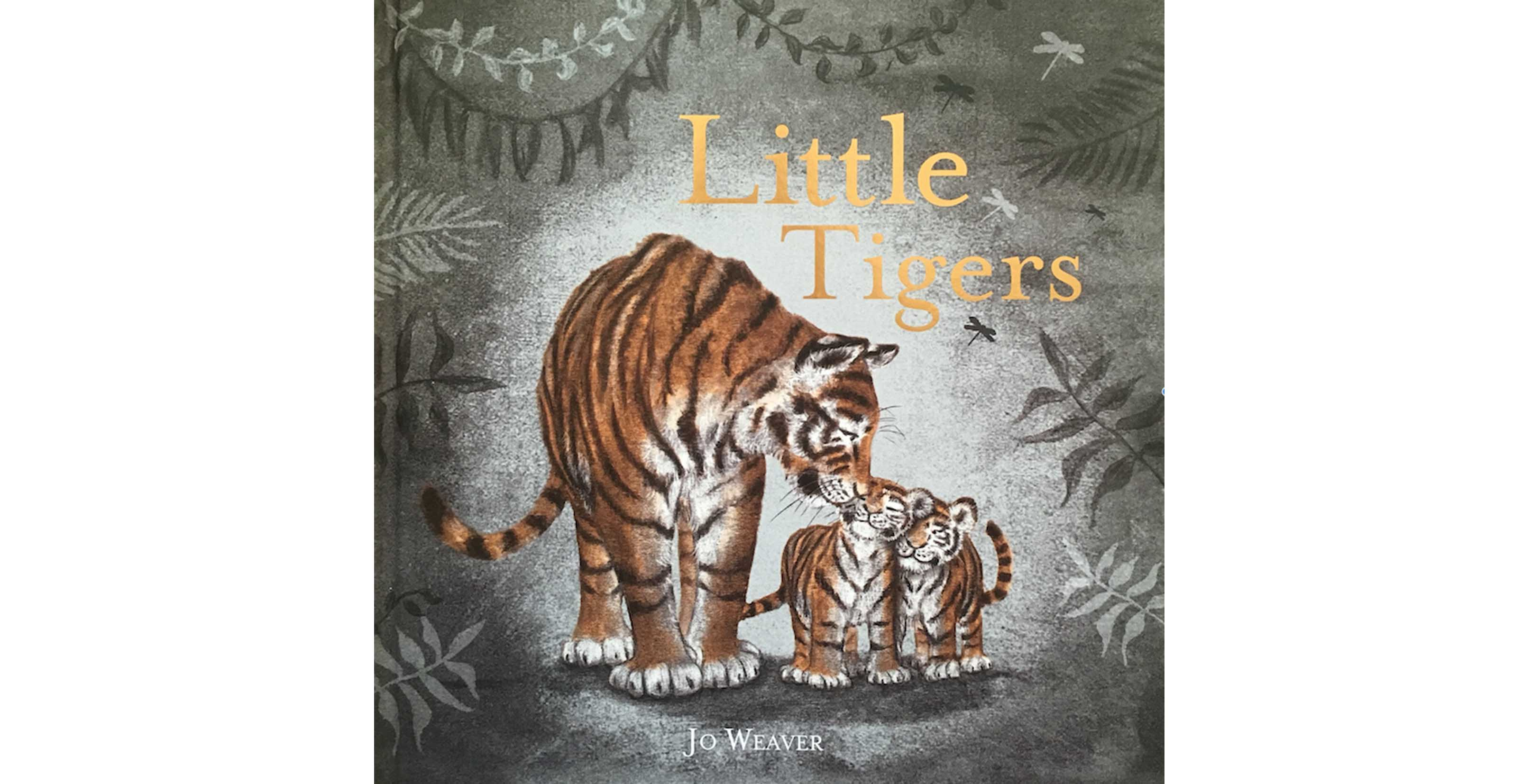 Jo Weaver - Little Tigers