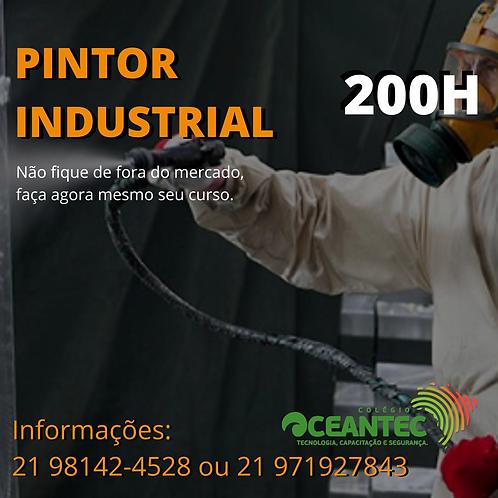 Curso de Pintura Industrial - Nível 1 (200hs)