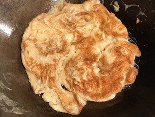 Kai Jeaw (Thai omelet)