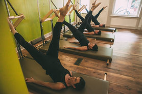 Wall Unit Classes at Grasshopper Pilates of Boise