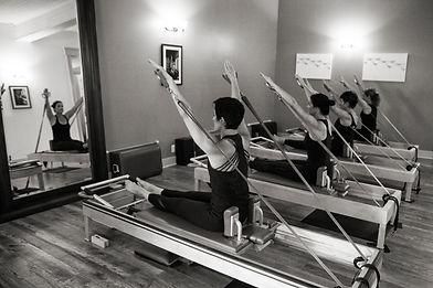 Grasshopper Pilates Instructors