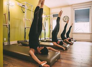 Mat Classes at Grasshopper Pilates of Boise