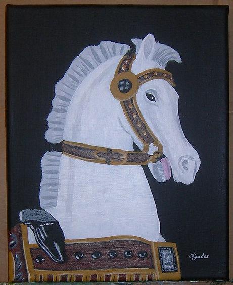 Painting 5 - Carousel Horse 1.jpg