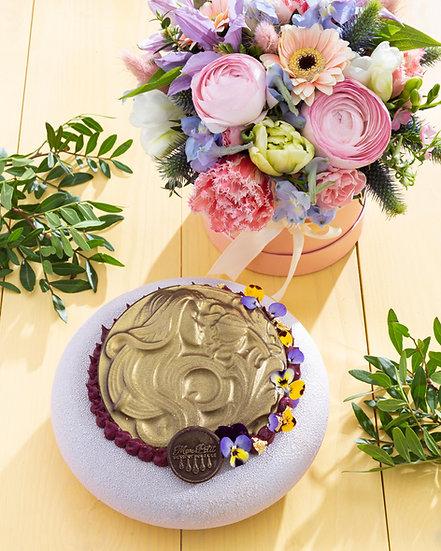 Meggy- Csokoládé- Ibolya