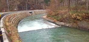 米代川水系 米代川