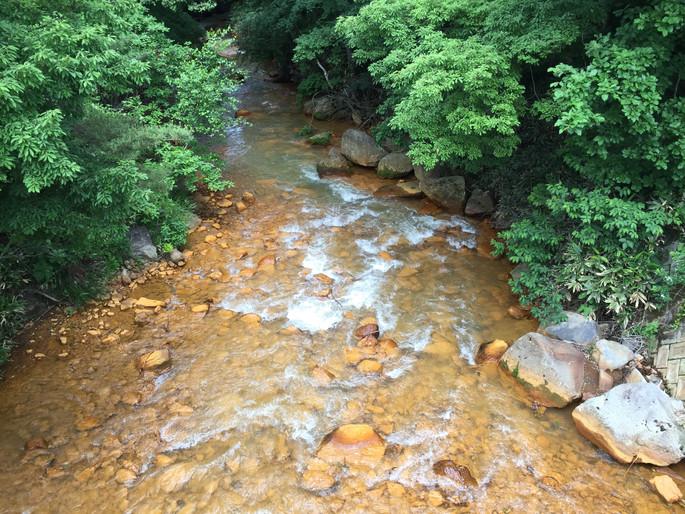 北上川水系 赤川