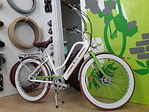 CITY FAT KISS eBike - Beach Cruiser Elec