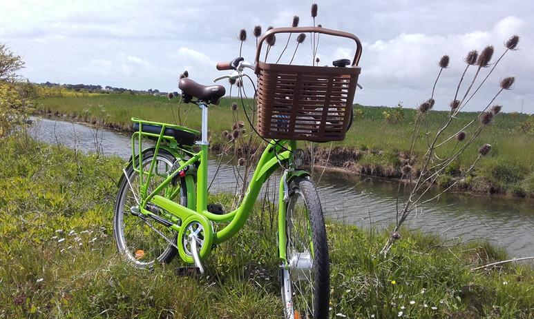 Location de Vélos à Saint Jean de Monts,