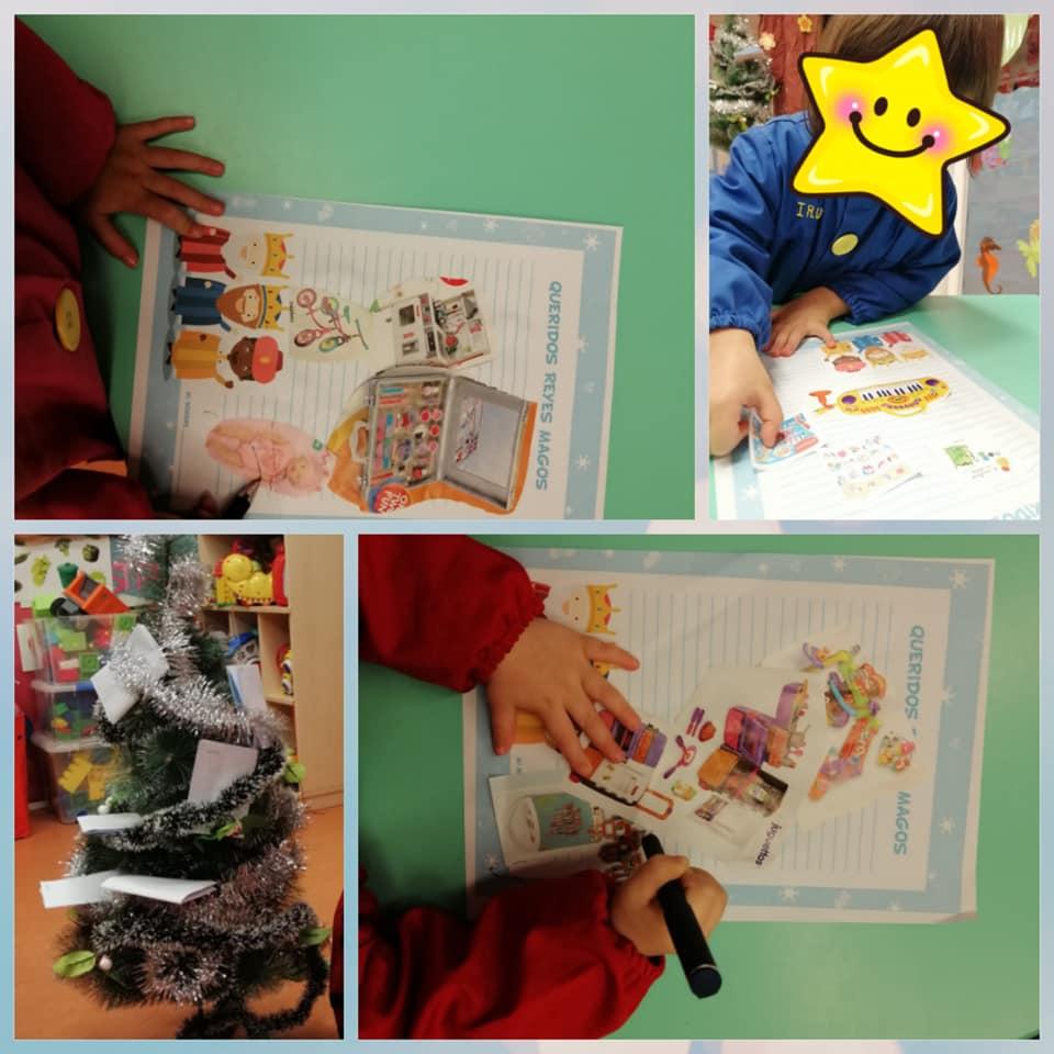 ¡Nos encanta escribir a los Reyes Magos!