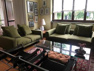Coppia di divani artigianali su misura | Lissone | Monza e Brianza