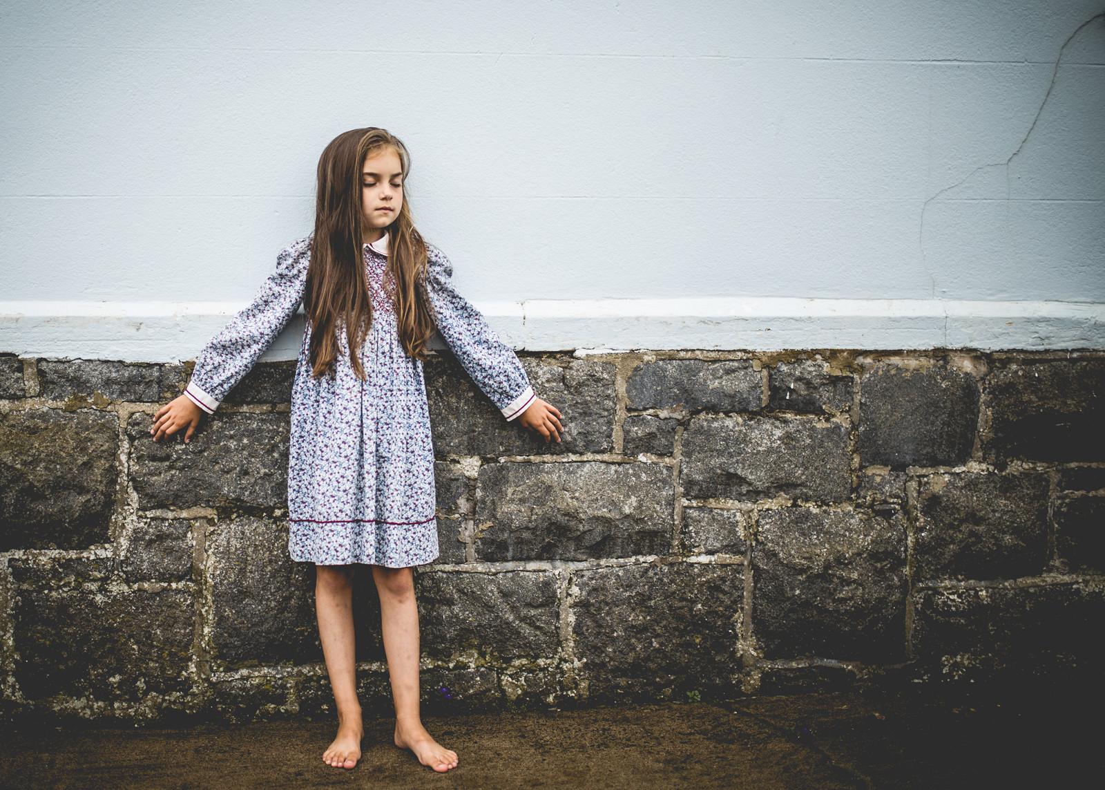 COLOUR - Past,Present,Future by Evita Browne (12 marks)