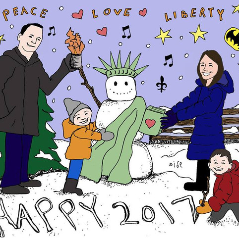 Peace, Love and Liberty