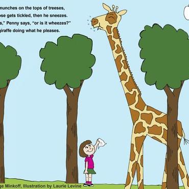 The Giraffe Poem