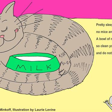 Kitty Cat Poem