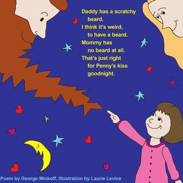Scratchy beard poem