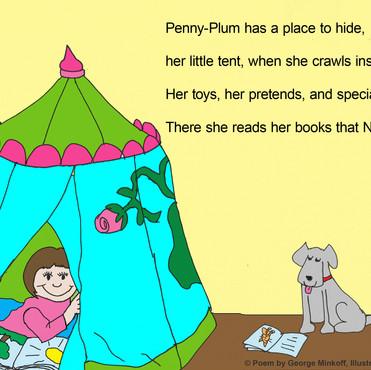 Children's poem - Tent