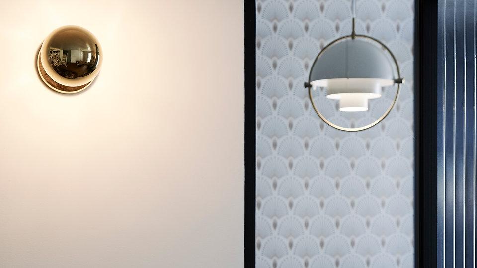 Arkala - Wattignies - Rénovation totale d'un appartement dans un esprit Art Déco