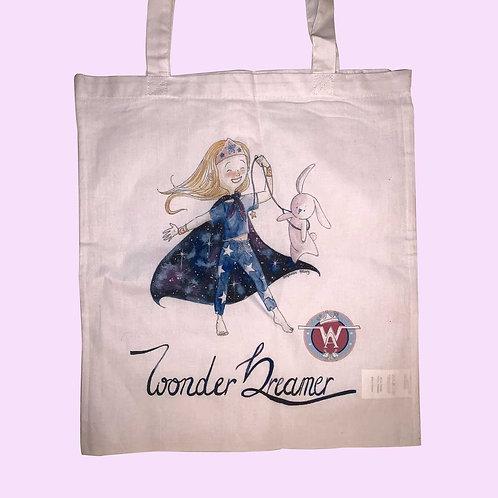 Tote bag - Wonder Dreamer