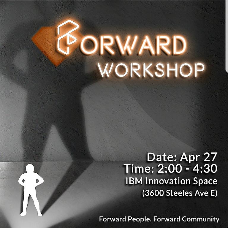 FORWARD Workshop #1
