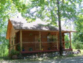 Cabin Rentals Oklahoma