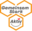 Gemeinsam Stark Logo Aktiv Smile.png