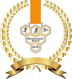 Golden Medaille Gemeinsam Stark Aktiv.png