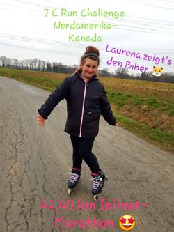 Laurena Marathon 42,40km Inliner