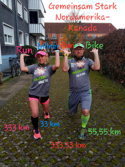 Natti + Lars 666km I