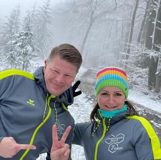 C. Conermann und Martina Reeck