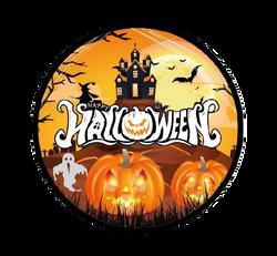 Halloween Medaille 2021