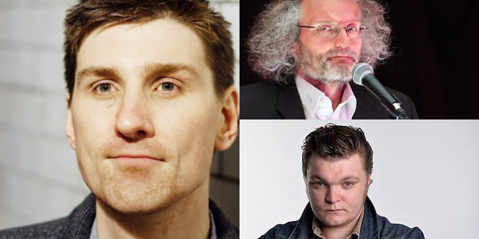 Comedy at The Elephant / Pangbourne