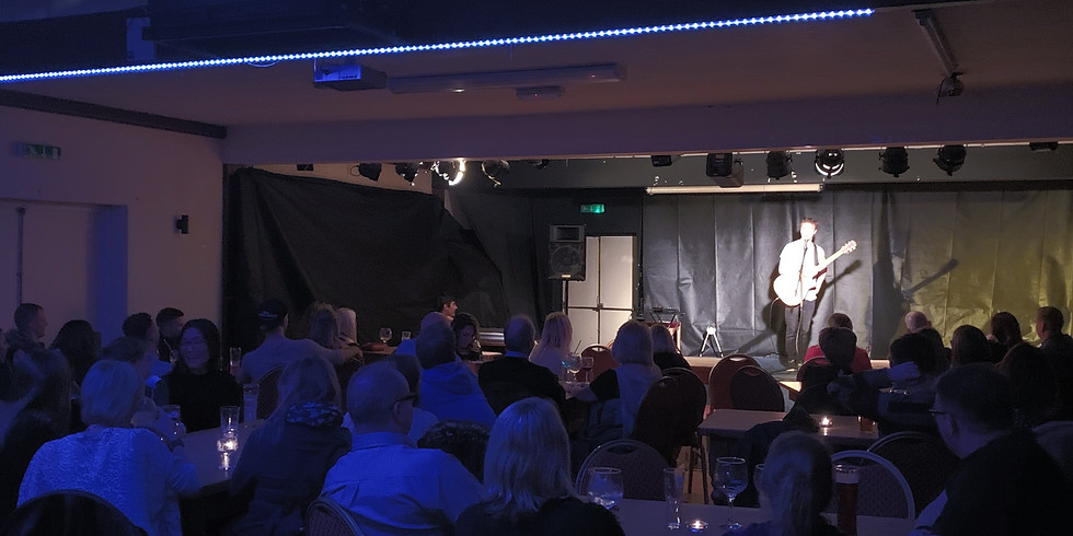 Comedy at the Quicksilver Mail   Yeovil (Feb)