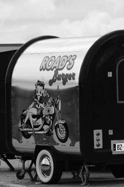 sticker road's Burger