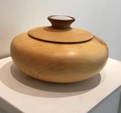 #5639 Manitoba Maple bowl