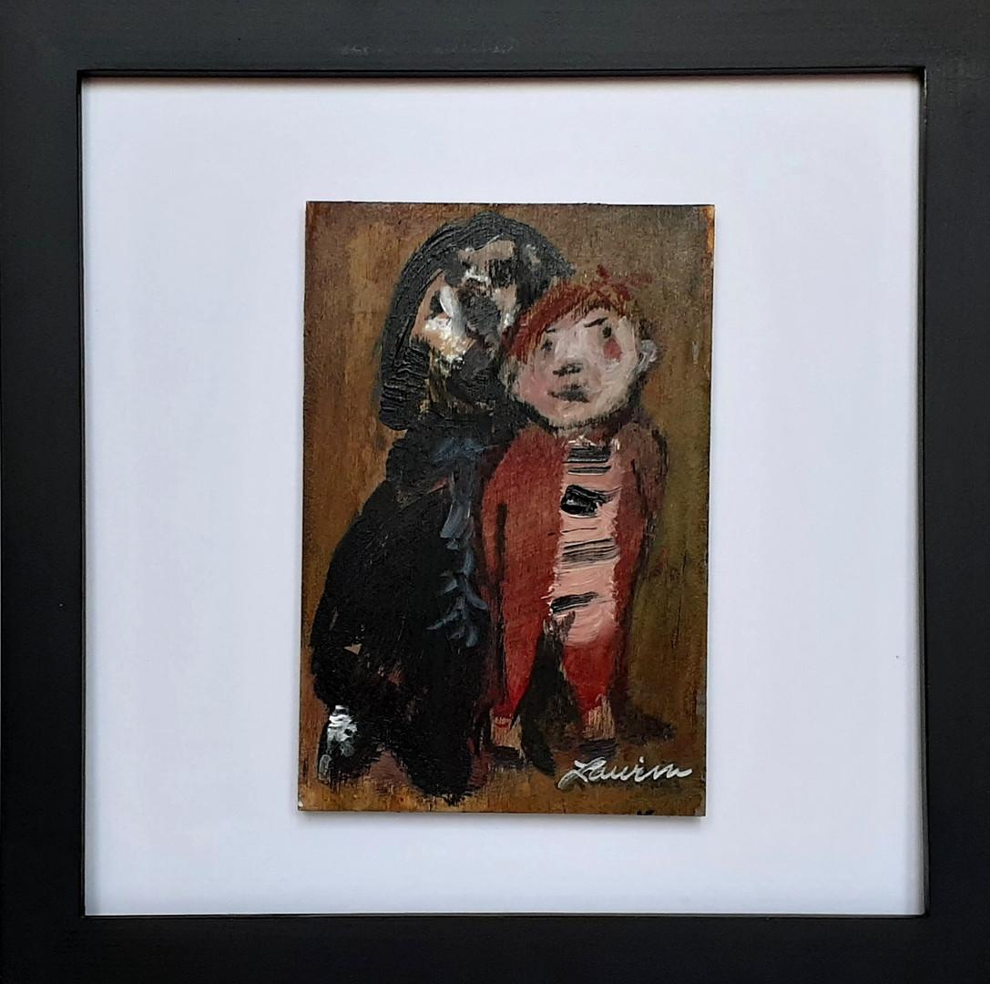 L'enfant et son chien
