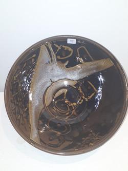 #671 stoneware bowl