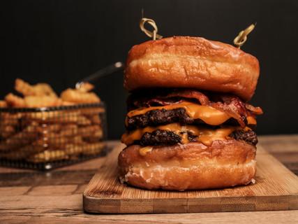 Dunkin Burger