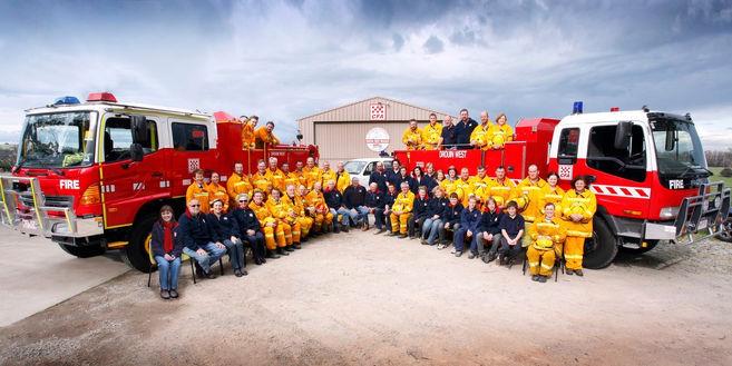 Drouin West Fire Brigade - Australia