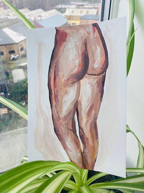 Legs (04) by Amelia Brown
