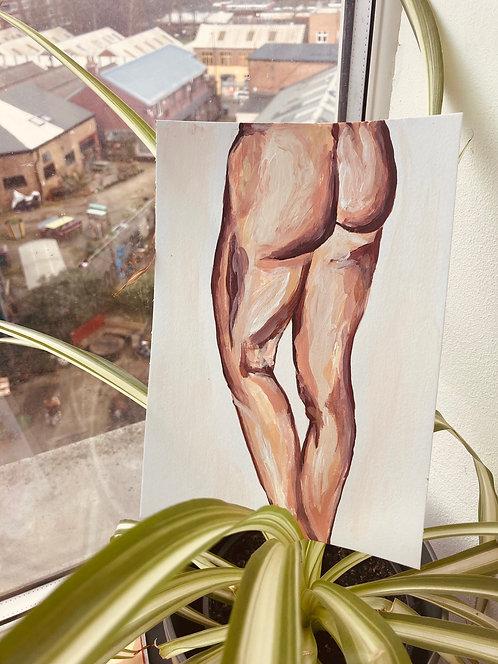 Legs (01) by Amelia Brown