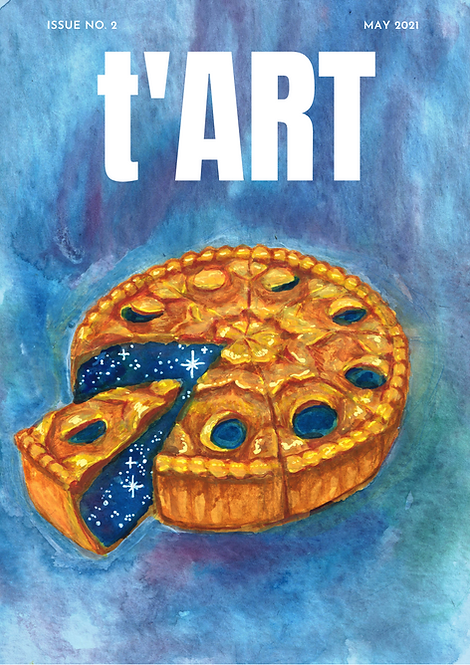 t'ART Magazine: Issue Two