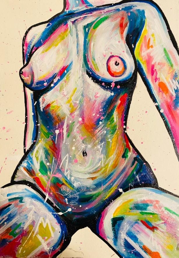 t'ART Online: February Edition