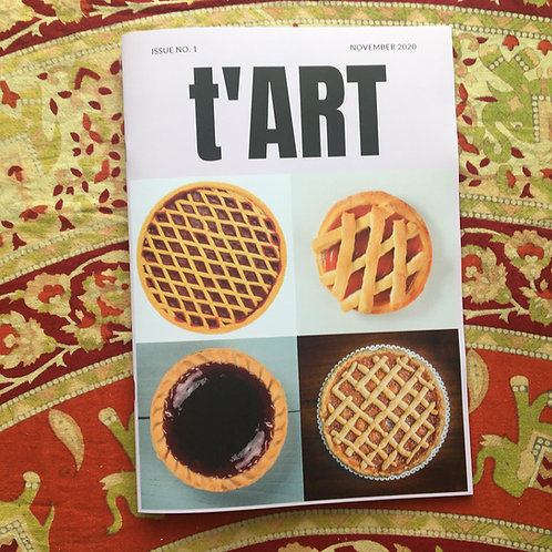 t'ART Magazine: Issue One