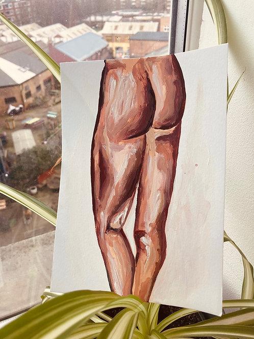 Legs (02) by Amelia Brown
