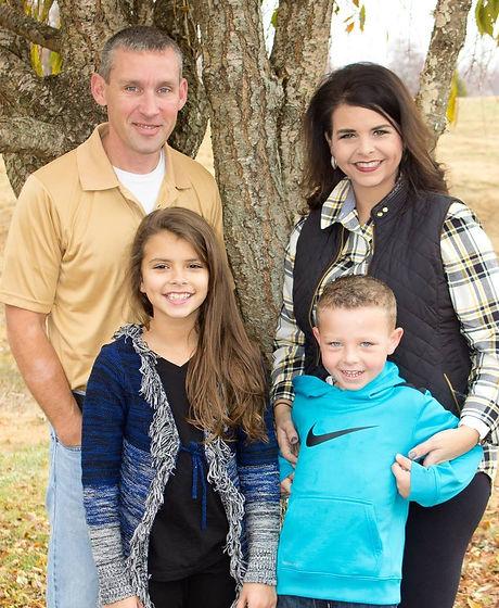 Childrens Pastor Family