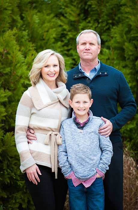 Worship Pastor Family