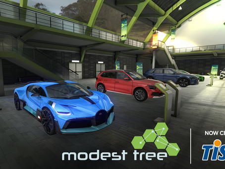 Modest Tree Awarded TISAX Certification Supporting Delivery of Immersive Solutions to Automakers